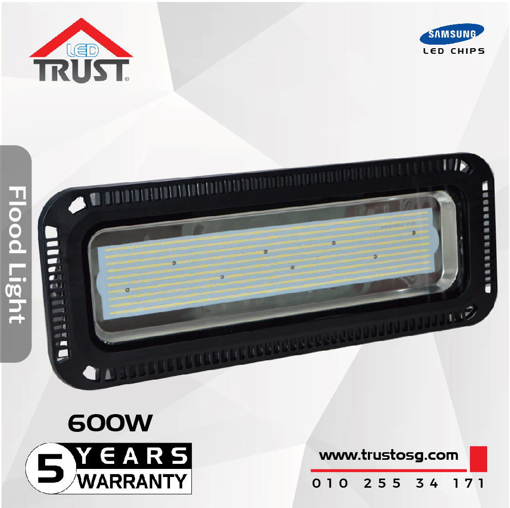 Flood Light 600 W (TST-TGS026-600W)
